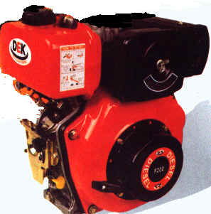DEK Diesel Engines